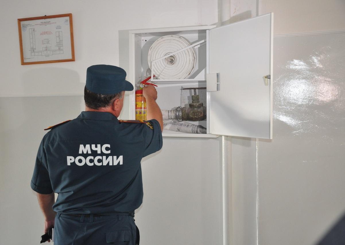 Cистему государственного пожарного надзора предложили пересмотреть