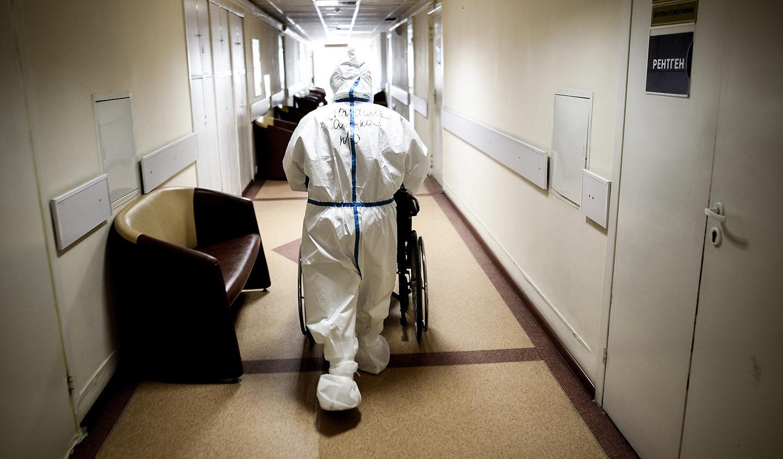 МЧС выявило 11 тысяч нарушений пожарной безопасности в больницах и госпиталях