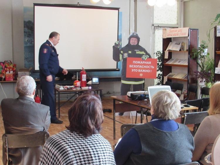 Увеличится число инструктажей по требованиям пожарной безопасности