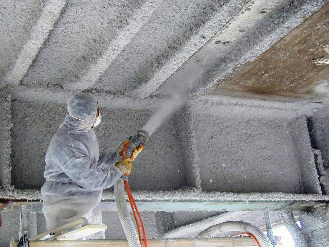 Огнезащита бетонных конструкций