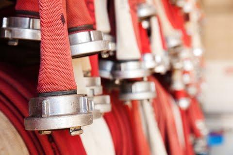 Испытание пожарных рукавов
