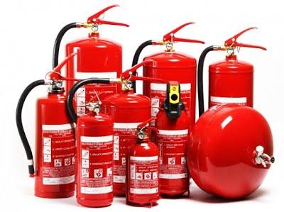 Перезарядка, ремонт и обслуживание огнетушителей