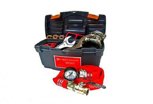 Испытание пожарного оборудования