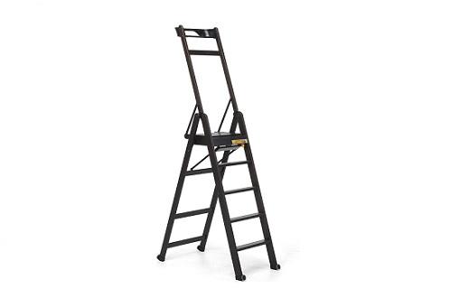 Испытание лестниц-стремянок