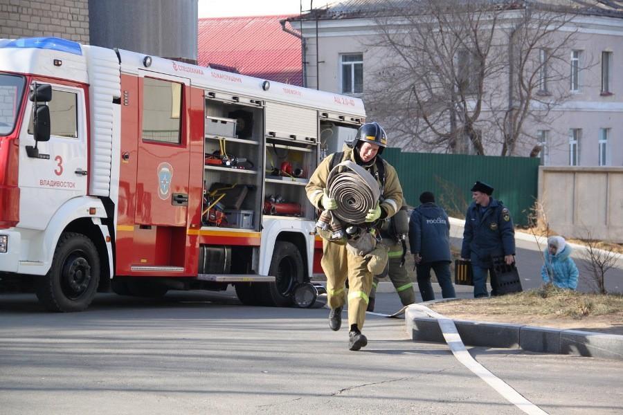 Крупным торговым центрам понадобятся собственные пожарные расчеты