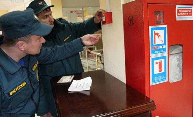 Утверждены формы проверочных листов, используемых при проведении плановых проверок по контролю за соблюдением требований пожарной безопасности