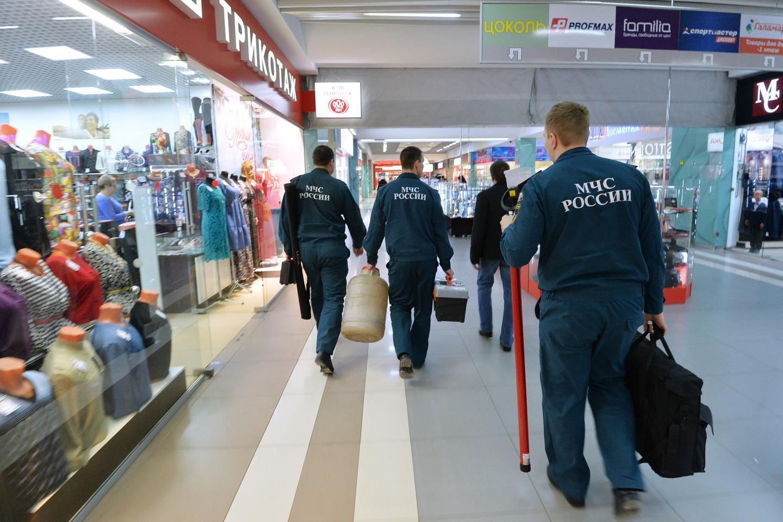 Новые правила позволят пожарным проверять торговые центры без предупреждения