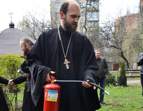 В России ввели специальные нормы пожарной безопасности для объектов религиозного назначения
