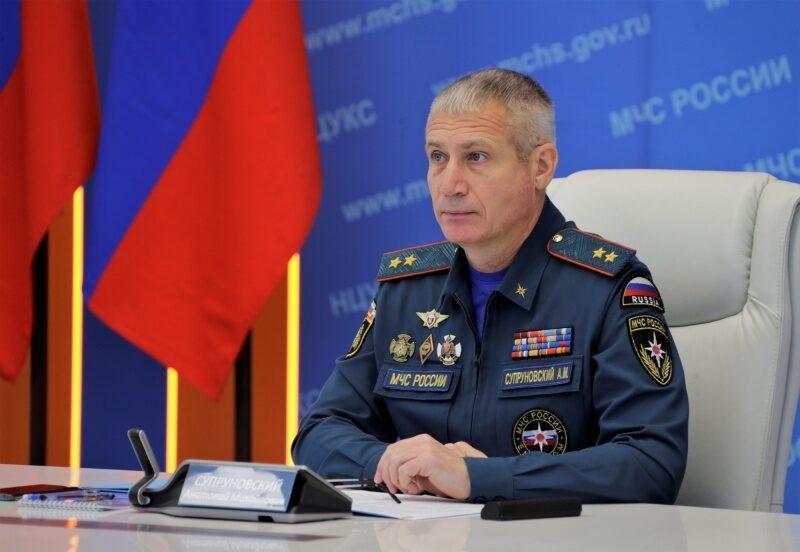 В МЧС России прошел обучающий семинар с территориальными органами государственного пожарного надзора