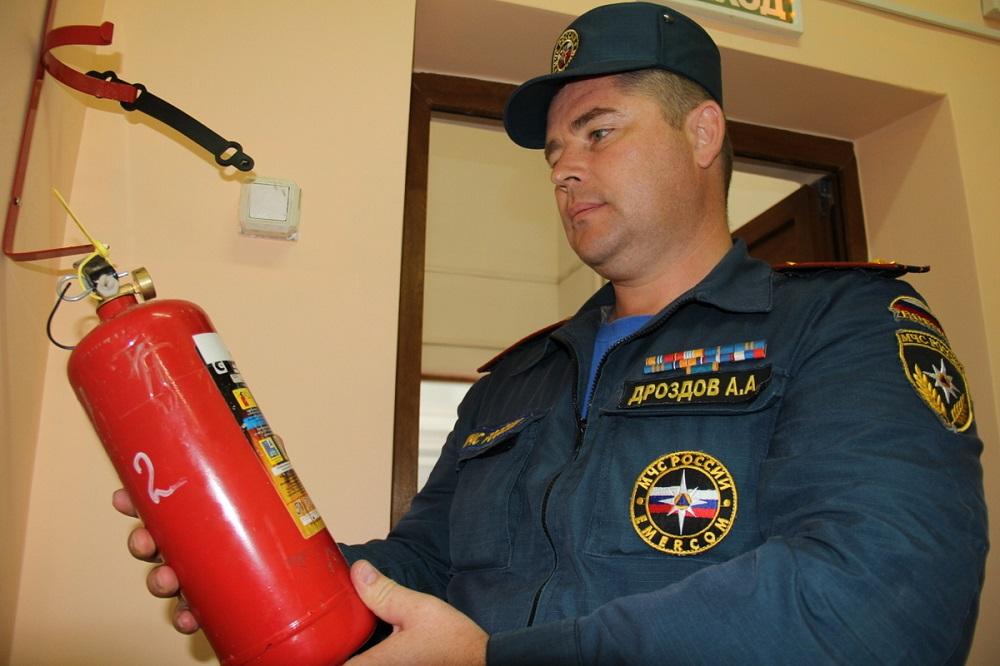 Два нацстандарта по пожарной безопасности «заморозят»