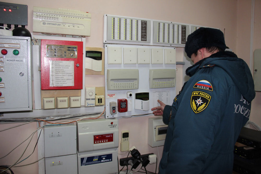 Госдума обсуждает ужесточение требований к пожарной безопасности